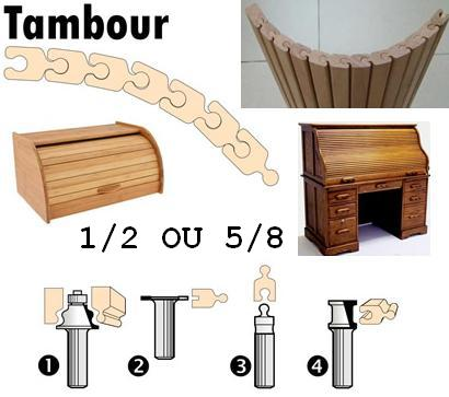 Document sans titre for Porte tambour